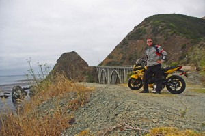 Top 10 Motorcycle Rides - Pacific Coast Highway vs. Blue Ridge Parkway -