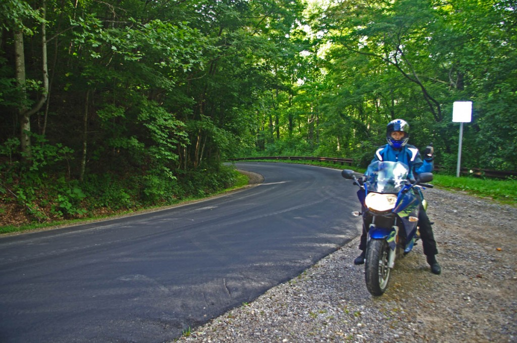 Best North Carolina motorcycle rides - US 276