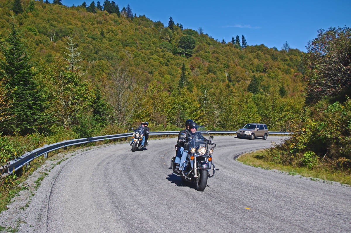 Best motorcycle rides in north carolina nc 215 done for Ride now motors in monroe north carolina