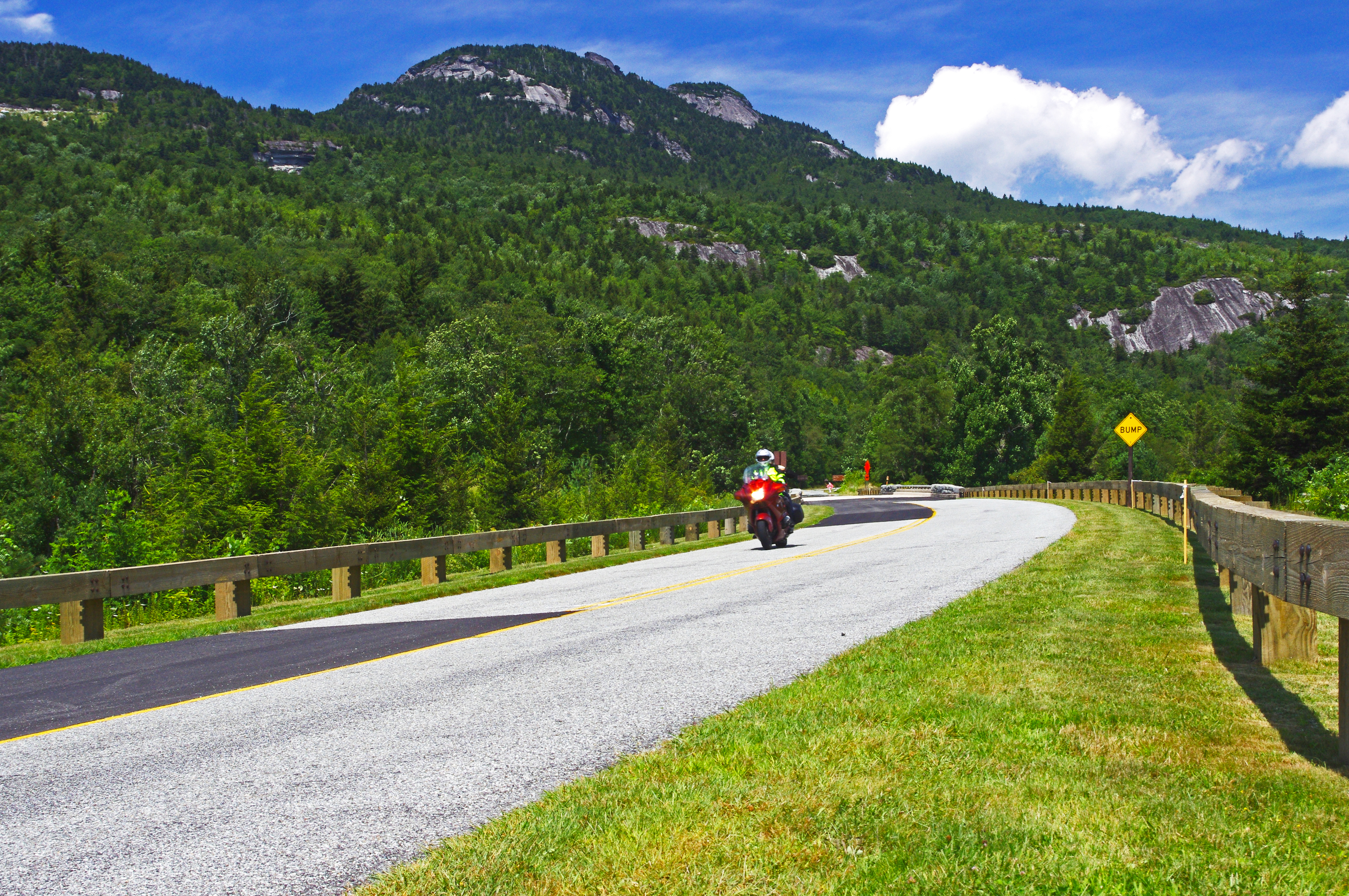 Of Boone Starts The Climb Into The High Mountains Of North Carolina
