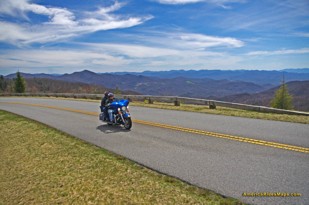photo - Spring on the Blue Ridge Parkway