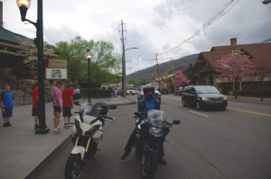 Gatlinburg-motorcycles