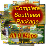 9 map set