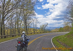 Road to Nowhere Motorcycle Ride