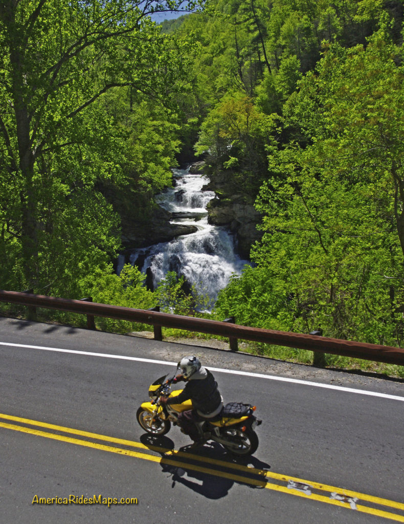 motorcycle vacation | Smoky Mountain Motorcycle Rider